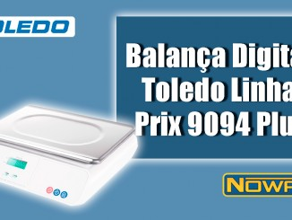 Balança Digital Toledo Prix 9094 Plus